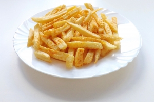 Dlaczego FRENCH fries?